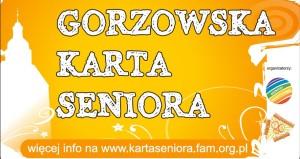Gorzowska Karta Seniora